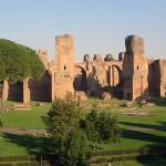 Terme di Caracalla (ingresso gratuito!)