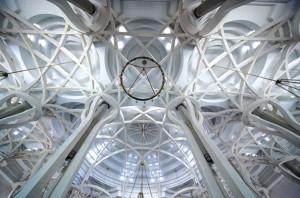 Interno delle cupole