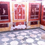 Le case dipinte di Ostia Antica