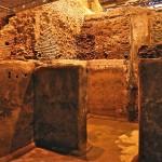visita guidata sotterranei fontana di Trevi