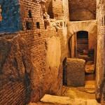 visite guidate sotterranei fontana di Trevi