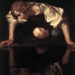 Narciso, Caravaggio