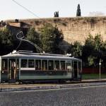 tram tour roma