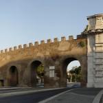 Bike tour mura di Roma