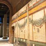 Casa di Livia - affresco dell'ala destra