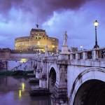 Castel_Sant_Angelo_and_Bridge__Rome__Italy