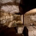 Visita sotterranei di S. Nicola in Carcere