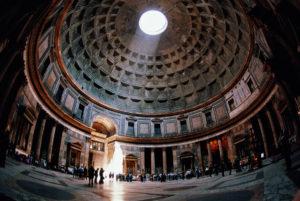 Pantheon visita guidata