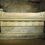 Sepolcro degli Scipioni - tomba di Scipione Barbato