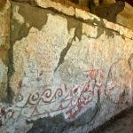 Sepolcro degli Scipioni - facciata dipinta