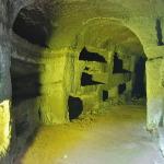 Sepolcro degli Scipioni - catacomba