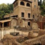 Sepolcro degli Scipioni - edifici tardo - antichi