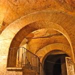 Sotterranei S. Giovanni in Laterano - volta castra peregrina