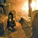 Sotterranei S. Giovanni in Laterano -fognatura
