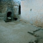 visita guidata sotterranei S. Sabina