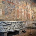 S. Maria Antiqua - navata sinistra