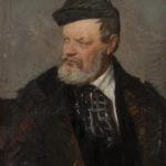 Giovanni Boldini - Ritratto del padre Antonio Boldini