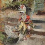 Giovanni Boldini - Signora con ombrellino