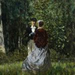 Giovanni Boldini - Rendez vous nel bosco