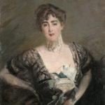 Giovanni Boldini - Ritratto di Josefina Alvear de Errazuriz