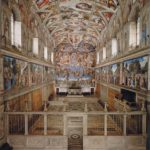 Cappella Sistina interno generale