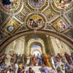 Musei Vaticani: Raffaello nelle stanze di Giulio II