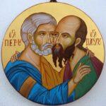Sulle orme dei SS. Pietro e Paolo