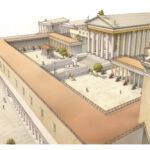 Palatino: Domus Augustiana, il palazzo imperiale