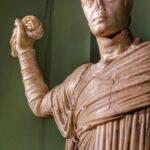 Centrale Montemartini - statua di magistrato