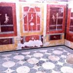 Ostia Antica: case dipinte