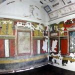 Palatino: case di Livia e di Augusto