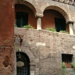 Foto tour fra le casette medievali di Trastevere