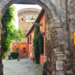 Castello di Giulio II di Ostia Antica