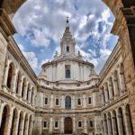 S. Ivo alla Sapienza: la chiesa esoterica