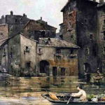 Roma sparita di Ettore Roesler Franz