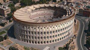 Sua maestà il Colosseo